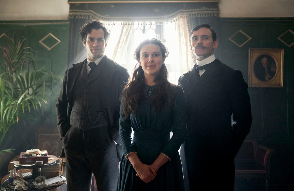 """Enola Holmes"": trama, cast e trailer del film Netflix | TV Sorrisi e ..."