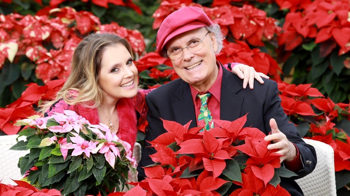 Cura Della Stella Di Natale.Luca Sardella Vi Svelo I Segreti Della Stella Di Natale Tv Sorrisi E Canzoni