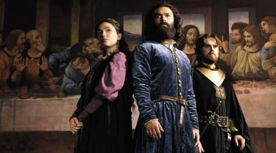 Leonardo serie